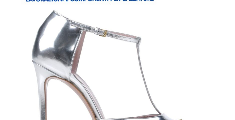 Tacchi ricoperti in Specchiato + Assemblaggio suole + Applicaz.Sottotacchi + Segni e Incassi su Solette + Fasciatura solette Scarpa in Specchiato