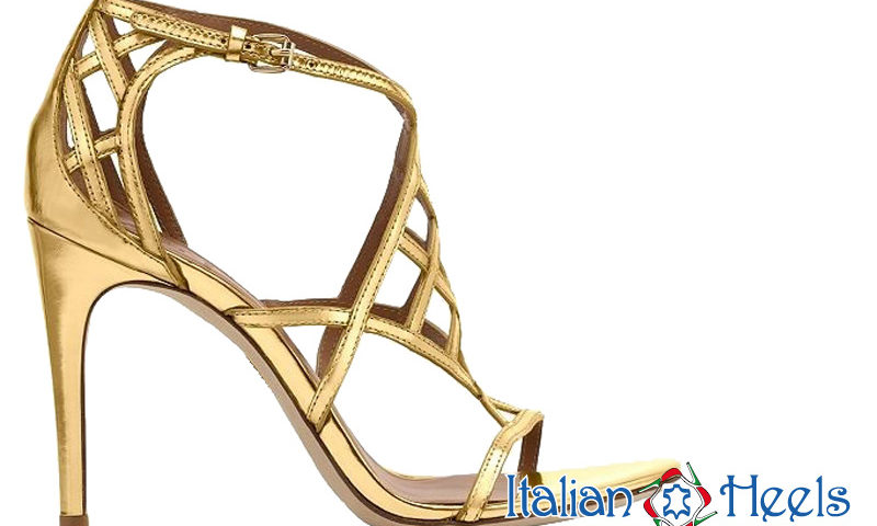 Tacchi ricoperti pelle + Assemblaggio Suole + Applicaz.Sottotacchi + Segni e Incassi su Solette + Fasciatura Solette Sandalo o P/F