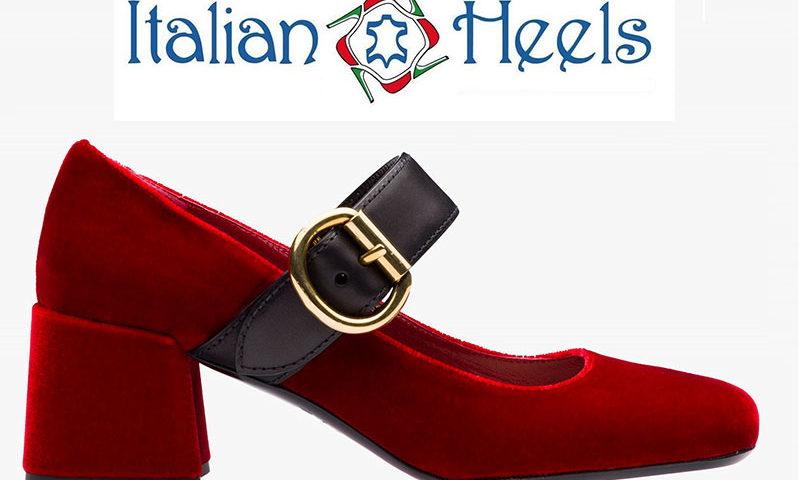 Tacchi ricoperti in Velluto + Applicaz.Sottotacchi + Fasciatura solette Scarpa in Velluto