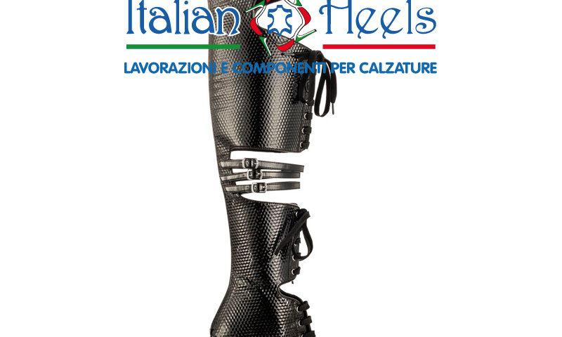 Tacchi ricoperti pelle + Assemblaggio Suole Cuoio + Applicazione Sottotacchi + Segni e Incassi su Solette + Fasciatura Solette Sandalo o P/F