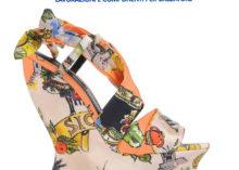 Zeppe fasciate pelle/Tessuto Intere + Assemblaggio suole + Segni e Incassi su Solette + Fasciatura Solette Sandalo o P/F