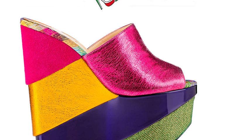 Zeppe fasciate pelle Intere + Assemblaggio suole + Segni e Incassi su Solette + Fasciatura Solette Sandalo o P/F