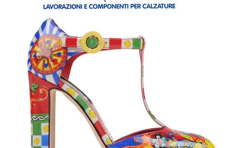 Tacchi ricoperti in Vernice/Laminato + Assemblaggio suole + Applicaz.Sottotacchi + Segni e Incassi su Solette + Fasciatura solette Scarpa in Vernice